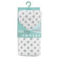 Ideal Baby 1 Muslin Swaddles - Pint Size