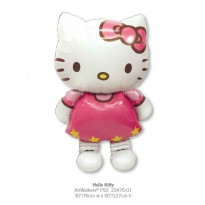 balon foil hello Kitty Jumbo
