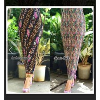 Cj collection Rok span plisket panjang batik wanita jumbo long skirt Jessie