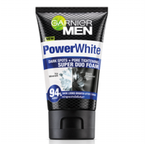 GARNIER Men Power White Super Duo Foam 100ml