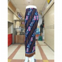 Cj collection Rok span plisket panjang batik wanita jumbo long skirt Maura