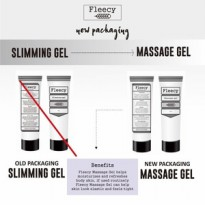 FLEECY SLIMMING GEL ORIGINAL / Lotion Fleecy / Original 100%