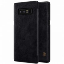 Nillkin Qin Leather Flip Case Samsung Galaxy Note8 / Note 8 Black