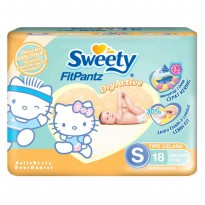 SWEETY FIT PANTS BABY 20/18 Small