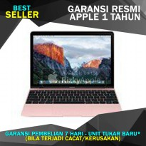 BNIB Apple New MacBook 12' inch Rose Gold 2017 MNYN2 (1.3Ghz Dual Core M3/RAM 8GB/SSD 512GB)
