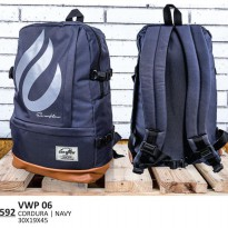 Everflow Backpack Unisex Casual Design VWP06