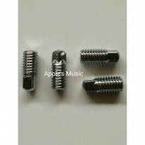 Nut Bold Screw Male-Baut Drum 8mm For Accecories Drum-YAMAHA