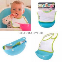 Brother Max Catch and Fold Bibs (Celemek Baby)
