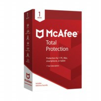 McAfee Total Protection Software Antivirus 2019 Code
