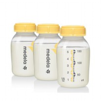 Medela milk Bottles with Imprint 150 ml (3 Pcs)