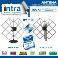 Antena Outdoor & Indoor INTRA Analaog dan digital
