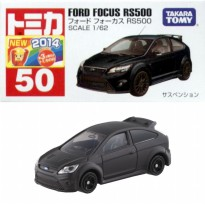 Die Cast Tomica 50 Ford Focus RS500 Scale 1:62