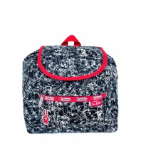 Tas Import Original Lesportsac Peanuts X small Edie Backpack - 3