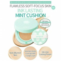 Peripera Ink Lasting Mint Cushion SPF 50+ PA+++ 14g