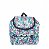 Tas Import Original Lesportsac Peanuts X small Edie Backpack - 8
