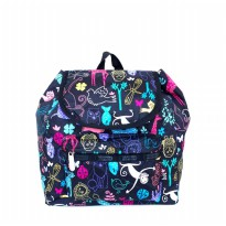 Tas Import Original Lesportsac Peanuts X small Edie Backpack - 11