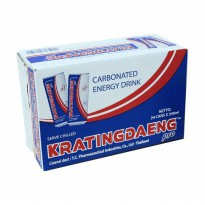 Kratingdaeng Pro Can 1 Carton (Minuma Energi Pengganti Supplemen Makanan) *FREE POWER BANK
