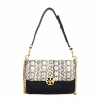 Tory Burch Chelsea Snake Shoulder Bag