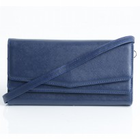 Lolini sling pouch taiga navy blue