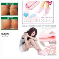 Spa Sock Gel - Kaus Kaki Pelembab Moisturising Gel Sock