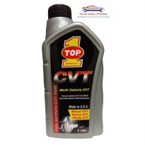 Top 1 Fully Synthetic CVT Fluid - Oli Transmisi Matic CVT 1 Liter Original Made in USA