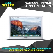 Garansi Apple MacBook Air 2017 13' inch MQD42 (1.8Ghz Core i5/RAM 8GB/SSD 256GB)