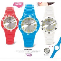 Sophie Paris Jam Tangan Wanita Meriel Watch Multicolour-JTX205M4
