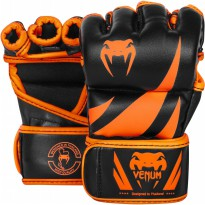VENUM CHALLENGER MMA GLOVES NEO ORANGE/BLACK