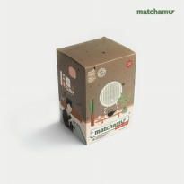 Matchamu Hojicha Latte Box of 20