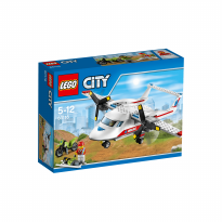 Lego City 60116 Ambulance Plane