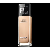 MAYBELLINE FIT ME DEWY + SMOOTH FOUNDATION ORIGINAL