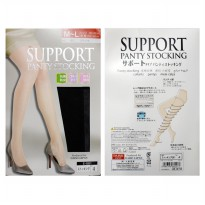 Fashion Pantyhose Stocking Wanita / Support Panty Stocking (No.4) - Size M~L