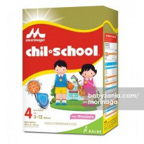 Morinaga Chil School Tahap 4 Box Strawberry - (2x400gr)