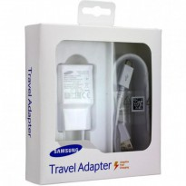 Samsung 100% Original Travel Charger - Fast Charging - Gratis Kabel USB Type-C
