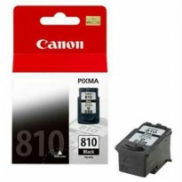 Canon PG-810 Tinta Hitam Black Ink Cartridge Original