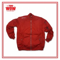 Mytha Lestari - Bomber Red