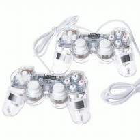 Gamepad Double Transparan