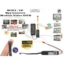 Wifi /Ip 1080p Hidden Spy Camera Module Video DVR For Airplanes , Helicopters, Cars, Etc