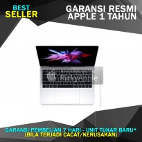 Garansi Apple MacBook Pro 13' inch Retina 2017 MPXU2 Silver (2.3Ghz Dual Core i5/RAM 8GB/SSD 256GB)