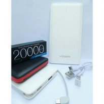 Powerbank Power Bank VEGER V80 20000 mAh Original