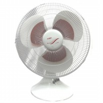 Turbo CFR1086 Desk Fan [Kipas Angin Meja] Ukuran 16 Inch Double Blade