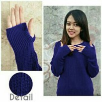Sweater Roudhand Rajut