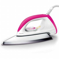 Philips Dry Iron HD1173/40 (Pink White)