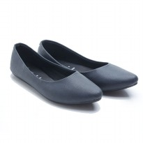 Dr. Kevin Women Flats Shoes PU Leather 43197 Blue