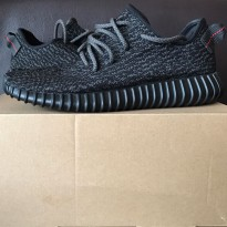 Adidas Yeezy 350 V2 Pirate Black First Edition