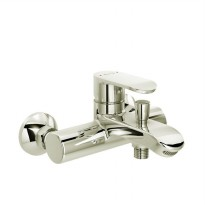 AER Kran Bathub Shower - Keran Air Panas Dingin Kuningan / Brass Mixer Bathub Shower Faucet SAS BX2