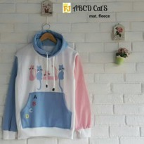 ABCD Cats Sweater