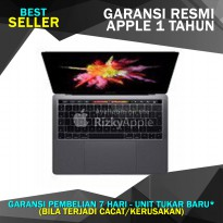 MacBook Pro 13' inch Touch Bar Retina 2017 MPXV2 Grey (3.1Ghz Dual Core i5/RAM 8GB/SSD 256GB)