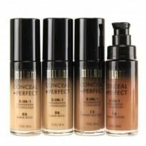 [Gold Product] Milani Conceal + Perfect 2-in-1 Foundation + Concealer