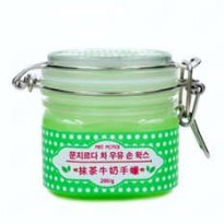 Miss Moter Hand Wax Matcha